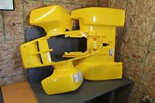 NEW OEM 1987-2006 Yamaha Banshee fenders front & rear plastic body YELLOW.
