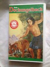 VHS Video,DasDschungelbuch,Film ab 6 Jahre,110 Minuten