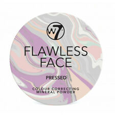 W7 Flawless Face Polvo Mineral Corrector de Color 8g