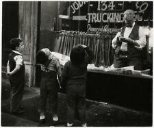 Alfred Statler Vintage Fine Art Photograph New York City Vintage 1950s Street