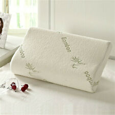 2020 Single Neck Contour Bamboo Neck Pillow Memory Pillow Pillow Sleeve