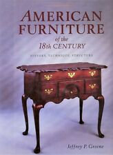 New listing American 18th Century Furniture – History Types Structure Style / Scarce Book