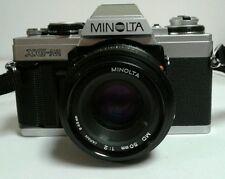***Minolta XG-M 50MM Film Camera***