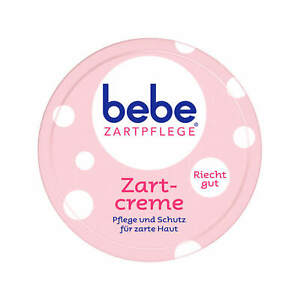 150 ML bebe Zartpflege Creme Cleaning & Protection For Tender Skin Pleasant