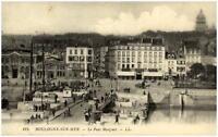 Boulogne-Sur-Mer France Frankreich ~1910 CPA Carte Postale Le Pont Marguet -L.L.