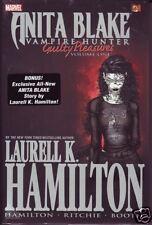 Anita Blake Vampire Hunter Guilty Pleasures Vol 1 HC
