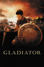 Gladiator Russell Crowe movie poster 24x36 inches