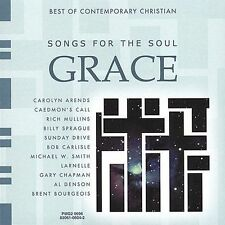 Songs for the Soul: Grace by Carolyn Arends Caedmon's Call Rich Mullins Larnelle