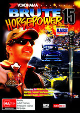 OFFICIAL Street Machine SUMMERNATS 15 DVD! V8s Burnouts
