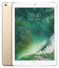 Apple iPad 5 9.7 Inch 32GB WiFi + Cellular Unlocked Tablet - Gold