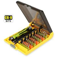 Star Screwdriver Bit Set 45 in 1 Precision Hex Mini Repair Tool Kit