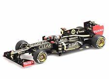 Minichamps 1:43 2012 Abu Dhabi GP Winner Kimi Raikkonen Lotus Renault 410120209