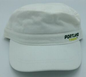 MLS Portland Timbers Adult Military Style Adjustable Fit Curved Brim Cap Hat NEW