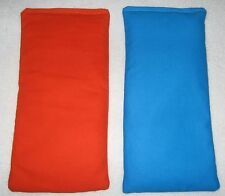 """2-  14.5"""" X 7"""" Microwave/Freezer Hot/Cold Heating Therapy Pad Duck Cloth"""