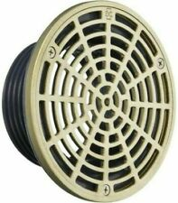 SIOUX CHIEF 832-4HNR FINISH LINE FINISH DRAIN FIXTURE ROUND NICKEL-BRONZE RING A