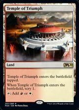 MTG Magic - (R) Core Set 2020 - Temple of Triumph - NM/M