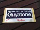 GUYATONE. VINTAGE 70´s STICKER. VERY RARE! for sale
