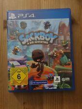 Sackboy: A Big Adventure Playstation 4 - Upgrade auf PS5 neuwertig