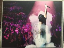 CRISS ANGEL MAGICIAN ILLUSTIONIST MIND FREAK RAW SIGNED AUTOGRAPH 11x14 PHOTO C