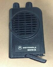 Motorola Minitor 4, Minitor Iv, Pager Only, #A03Kus7238Ac, 1 Frequency, Vhf