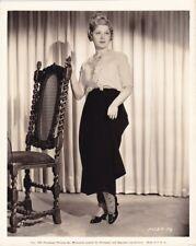 MARY CARLISLE Original Vintage PARAMOUNT 1910s FASHION DBW Portrait Photo