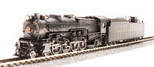 BROADWAY LIMITED 3635 N Scale PRR M1a 4-8-2 6766 Paragon3 Sound/DC/DCC