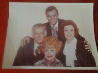 Vintage Original Hollywood Celebrity Television Photo Lucille Ball           H17