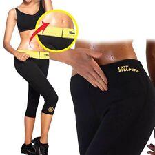Pantaloncino HOT SHAPERS pantaloni sauna dimagrante fitness sport palestra