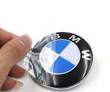 325- BMW LOGO MONOGRAM EMBLEM BADGE REAR BACK DICKY 8.2 cms X1 X3 5 7 SERIES M6