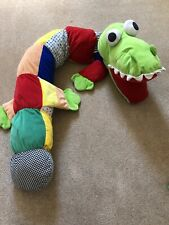 Baby Sit Me Up Activity Dinosaur Snake