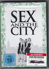 Sex and the City: Season 2 (The White Edition) [3 DVDs]  NEU OVP