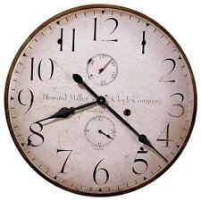 """Howard Miller Wall Clock 25"""" 620-315"""