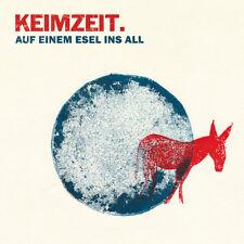 Keimzeit - Auf einem Esel ins All - Vinyl - Das Original - Mit Autogrammkarte