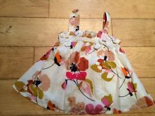 Next Girls Flower Print Top - Size 3-4 years
