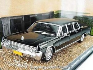 LINCOLN CONTINENTAL LIMOUSINE 1/43RD SCALE AMERICAN USA STRETCHED TYPE Y0675J^*^