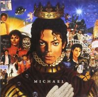 Michael Jackson Michael (2010) [CD]