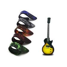 2Pcs Random Color Acoustic Electric Guitarra Guitar Pick Thumbpick Celluloid
