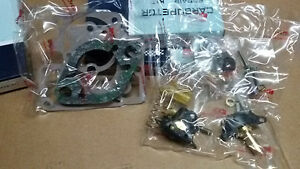 Carter YS carb NEW repair kit for Willys M38A1 jeep. NAPCO quality parts kit