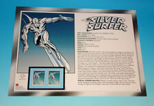Silver Surfer Usps First Day Of Issue Stamp Proof Panel Uncirculated Marvel FDC