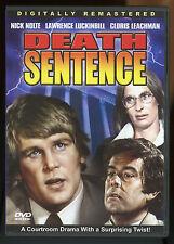 Death Sentence DVD Movie Court drama murder jury duty but killer is not on trial