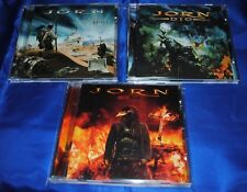 JORN - 3CD Set - Lonely The Brave / Spirit Black / Dio
