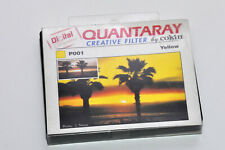 QUANTARAY CREATIVE FILTER BY COKIN P001 YELLOW P SERIES  UP - 82MM New Old Stock