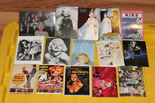 Marilyn Monroe 80s 90s Postcards Film Star Pin Up (Lot of 15)
