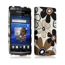Housse étui coque gel pour Sony Ericsson Xperia Arc / Arc S motif HF28