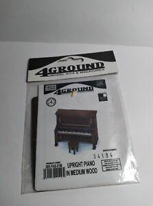 4Ground kits new Upright Piano