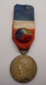 FRANCE / FRENCH MEDAL OF HONOUR FOR WORK 1953