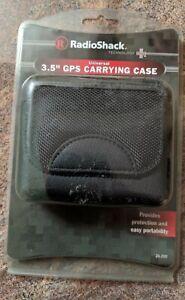 "Universal 3.5"" GPS Carrying Case RadioShack 20-200 BRAND NEW IN BOX *FREE SHIP*"