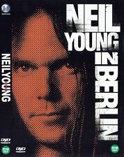 Neil Young: Live in West Berlin (1982) DVD NEW *FAST SHIPPING*
