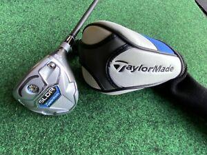 Taylor Made SLDR TS 14* 3 Fairway Wood Stiff Fujikura Speeder 77, 43.5 Excellent