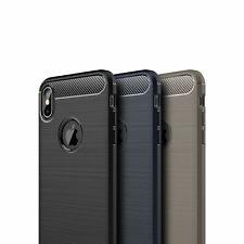 Luxury Ultra Slim Shockproof Bumper Case Cover Apple iPhone 10 X 8 7 6s Se 5s 5
